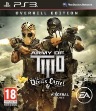 Army of Two: The Devil's Cartel - Overkill Edition [uncut] (deutsch) (AT) (PS3) + Hit-Makers Pack