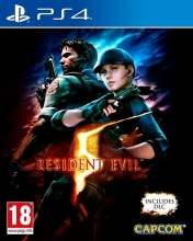 Resident Evil 5 HD [uncut] (deutsch) (AT PEGI) (PS4)