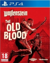 Wolfenstein: The Old Blood [uncut] (englisch) (EU) (PS4)