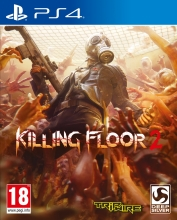 Killing Floor 2 - D1 Edition [uncut] (deutsch) (AT PEGI) (PS4) inkl. Digital Deluxe Inhalte / 10 DLCs