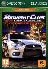 Midnight Club: Los Angeles - Complete Edition [Classics] (deutsch) (XBOX360)