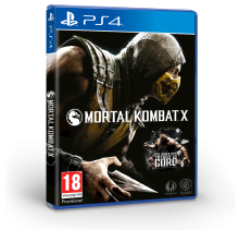 Mortal Kombat X (10) - D1 Edition [uncut] (deutsch) (AT) (PS4) inkl. Goro