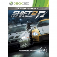 Need for Speed: Shift 2 Unleashed - Limited Edition (deutsch) (AT) (XBOX360)