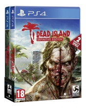 Dead Island Definitive Edition Collection (Dead Island, Dead Island Riptide + Dead Island Retro) [uncut] (deutsch) (AT PEGI) (PS4)