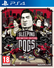 Sleeping Dogs - Definitive Day One Edition [uncut] (deutsch) (AT) (PS4)