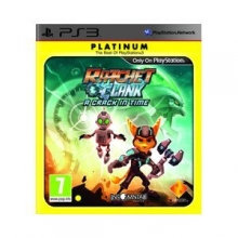 Ratchet & Clank : A Crack in Time [Platinum] (englisch) (PS3)