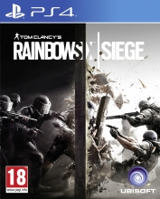 Tom Clancy's Rainbow Six: Siege - Steelbook Edition [uncut] (deutsch) (AT) (PS4)