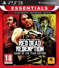 Red Dead Redemption - Game of the Year Edition (deutsch) (EU) (PS3)
