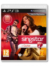 Singstar Guitar (deutsch) (PS3)