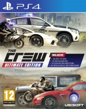 The Crew - Ultimate Edition (The Crew Hauptspiel, Wild Run & Calling All Units) (deutsch) (AT PEGI) (PS4)