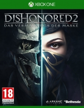 Dishonored 2 Das Vermächtnis der Maske - D1 Edition [uncut] (deutsch) (AT PEGI) (XBOX ONE) inkl. 5 DLCs / Musik CD