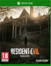 Resident Evil 7 biohazard [uncut] (deutsch) (AT PEGI) (XBOX ONE) inkl. Chem Fluid DLC