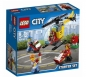 Preview: LEGO City 60100 Flughafen Starter-Set [neu]