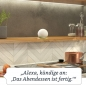 Preview: Amazon Echo Dot 4. Generation Smarter Lautsprecher mit Alexa, Anthrazit Schwarz