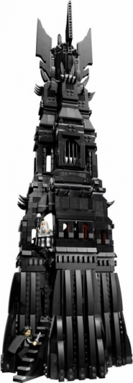 LEGO The Lord of The Rings 10237 Tower of Orthanc