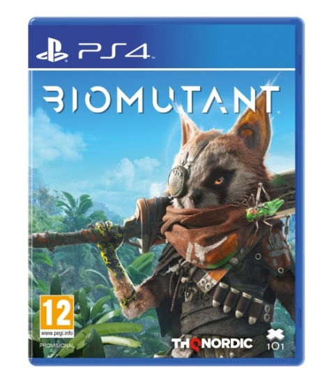 Biomutant (deutsch) (AT PEGI) (PS4)