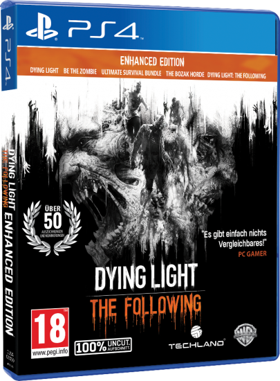 Dying Light: The Following - Enhanced Edition [uncut] (deutsch) (AT) (PS4)