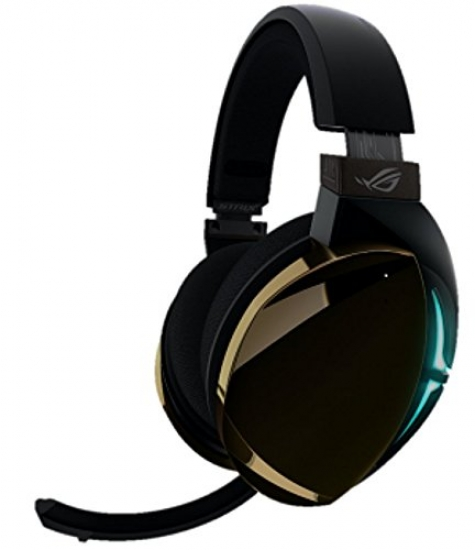 ASUS ROG Strix Fusion 500 Gaming Headset (Touch Oberfläche, Aura Sync, virtueller 7.1 Surround Sound) (PC/PS4/X1) (90YH00Z2-B8UA00)