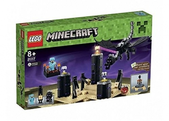 Lego Minecraft 21117 - Ender Dragon [neu]