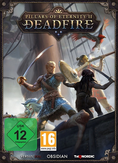 Pillars of Eternity II Deadfire (deutsch) (AT PEGI) (PC DVD)