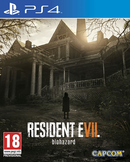 Resident Evil 7 biohazard [uncut] (deutsch) (EU PEGI) (PS4) [Playstation VR kompatibel]