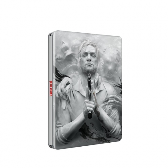 The Evil Within 2 Steelbook G2 (PC/PS4/XBOX ONE)