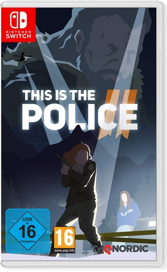 This is the Police 2 (deutsch) (AT PEGI) (Nintendo Switch)