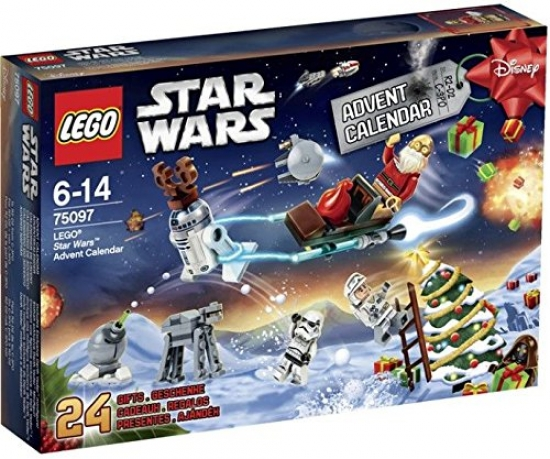 LEGO Star Wars Adventskalender 75097 [neu]