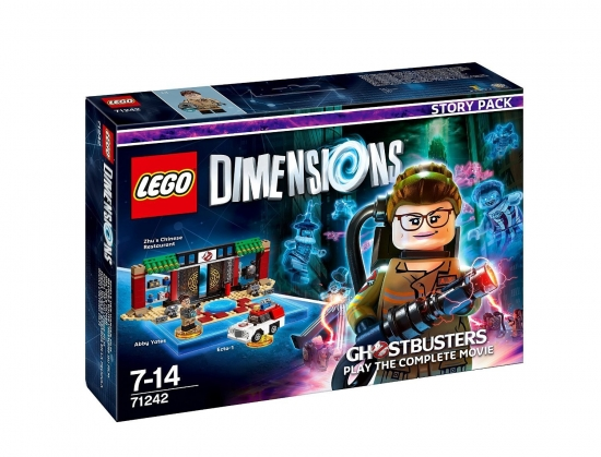 LEGO Dimensions - New Ghostbusters 71242 Story Pack (PS3/PS4/Xbox One/Xbox 360/WiiU)