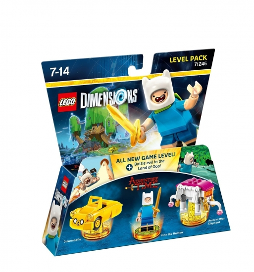 LEGO Dimensions - Adventure Time 71245 Level Pack (PS3/PS4/Xbox One/Xbox 360/WiiU)