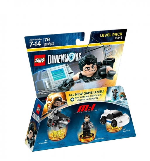 LEGO Dimensions - Mission Impossible 71248 Level Pack (PS3/PS4/Xbox One/Xbox 360/WiiU)