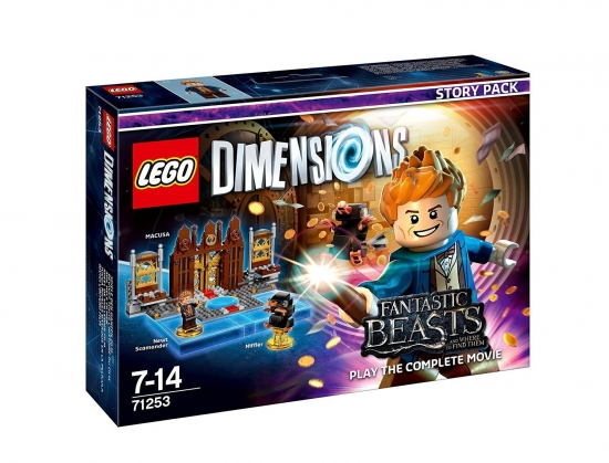 LEGO Dimensions - Phantastische Tierwesen 71253 Story Pack (PS3/PS4/Xbox One/Xbox 360/WiiU)