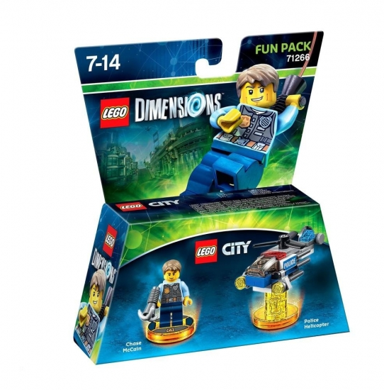 LEGO Dimensions - LEGO City 71266 Fun Pack (PS3/PS4/Xbox One/Xbox 360/WiiU)
