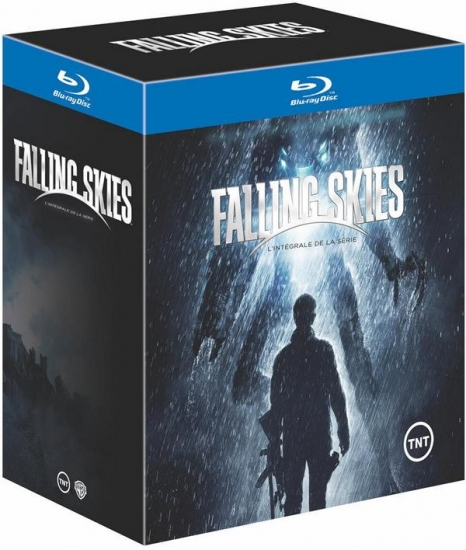 Falling Skies die kompletten Staffeln 1-5 (10 Blu-Ray Disks) (deutsch) (EU-Import) (Blu-ray)
