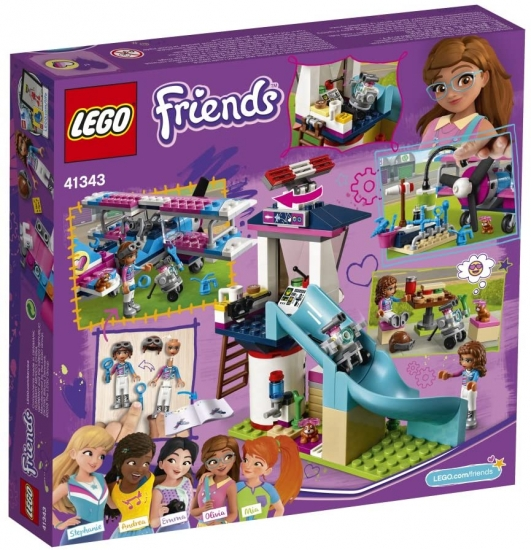 LEGO Friends 41343 Rundflug über Heartlake City [neu]