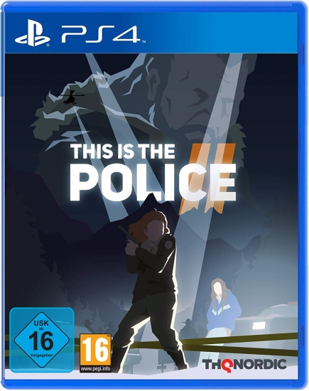This is the Police 2 (deutsch) (AT PEGI) (PS4)