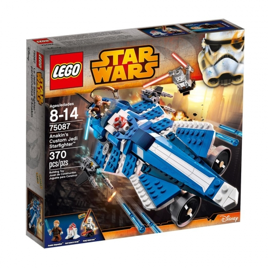 Lego 75087 - Star Wars Anakin's Custom Jedi Starfighter [neu]
