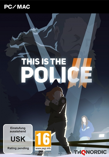 This is the Police 2 (deutsch) (AT PEGI) (PC DVD)