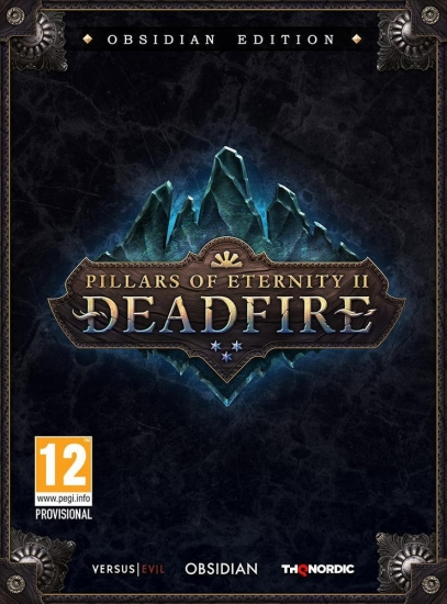 Pillars of Eternity II Deadfire - Obsidian Edition (deutsch) (AT PEGI) (PC DVD)