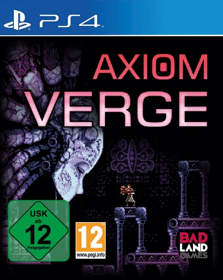Axiom Verge (deutsch) (AT PEGI) (PS4)