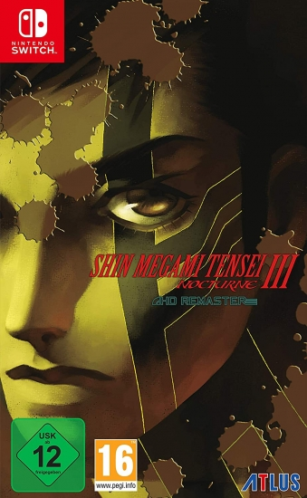 Shin Megami Tensei III Nocturne HD Remaster (deutsch) (AT PEGI) (Nintendo Switch)