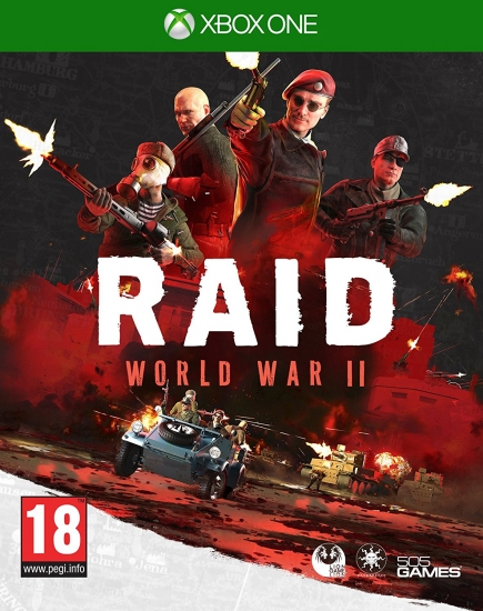 Raid World War 2 [uncut] (deutsch) (EU PEGI) (XBOX ONE)