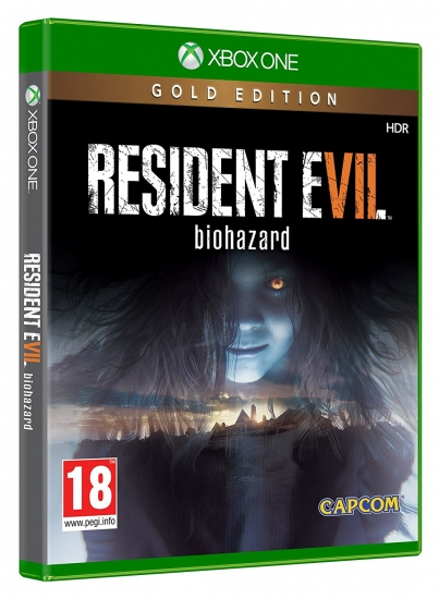 Resident Evil 7 Gold Edition [uncut] (deutsch) (AT PEGI) (XBOX ONE)