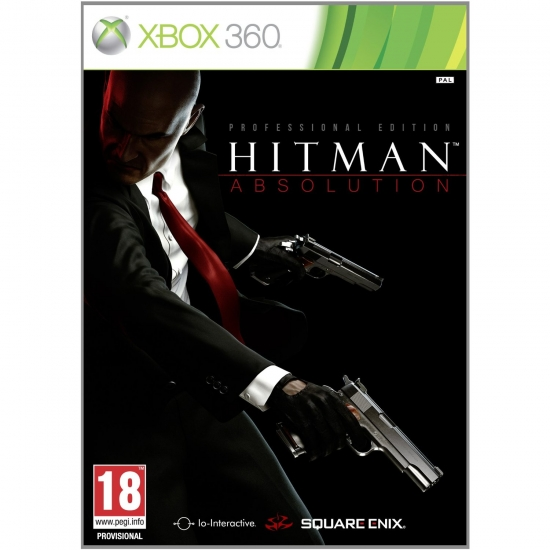 Hitman 5: Absolution - Professional Edition (englisch) (XBOX360)