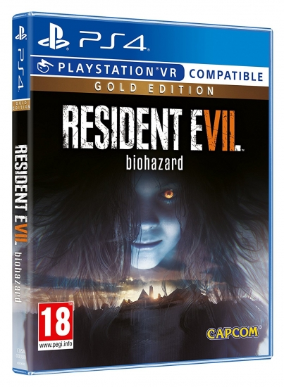Resident Evil 7 Gold Edition [uncut] (deutsch) (AT PEGI) (PS4)