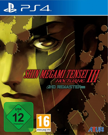 Shin Megami Tensei III Nocturne HD Remaster (deutsch) (AT PEGI) (PS4)