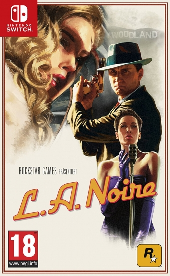 L.A. Noire [uncut] (deutsch) (AT PEGI) (Nintendo Switch)