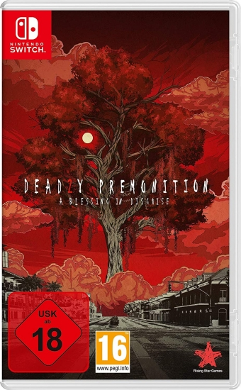 Deadly Premonition 2 A Blessing in Disguise (deutsch) (AT PEGI) (Nintendo Switch)