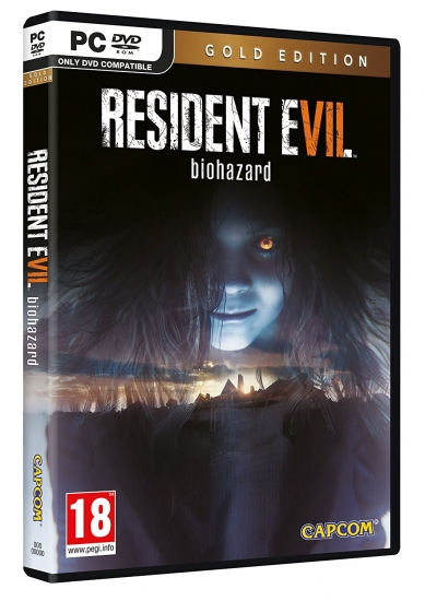 Resident Evil 7 Gold Edition [uncut] (deutsch) (AT PEGI) (PC DVD)