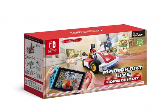 Mario Kart Live Home Circuit - Mario (deutsch) (AT PEGI) (Nintendo Switch)